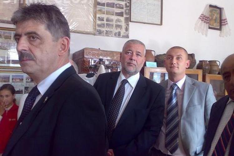 Marius Nicoara, candidat pentru functia de primar, iar Horea Uioreanu la Consiliul Judetean Cluj
