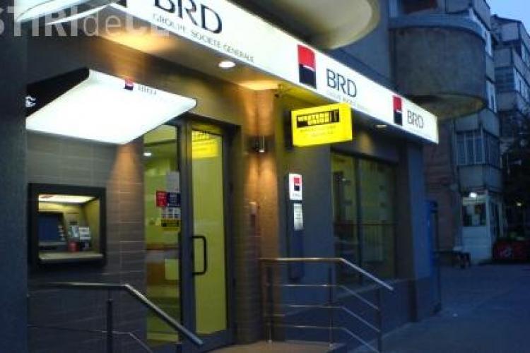Bancomatele BRD vor fi oprite! Vezi cand nu pot fi folosite cardurile