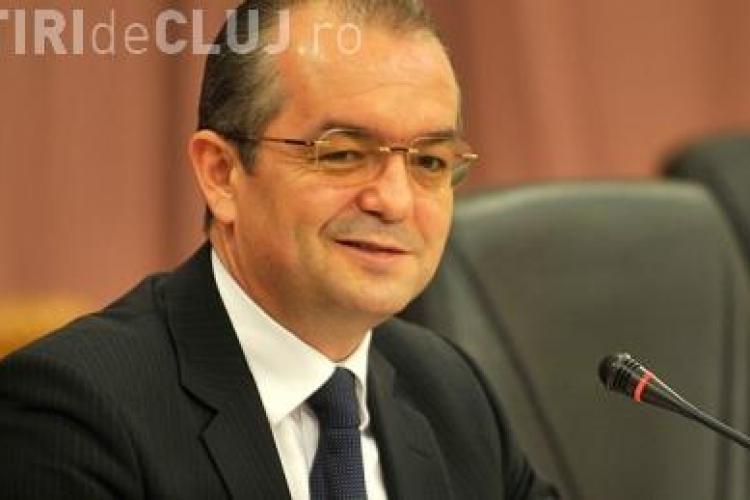 Motiunea de cenzura a cazut! Emil Boc ramane premier si conduce in continuare Guvernul