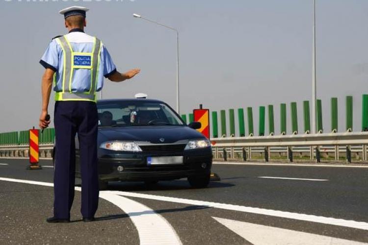 Un politist din Cluj, mort de beat, a produs un accident soldat cu ranirea unei fetite de 13 ani! - EXCLUSIV