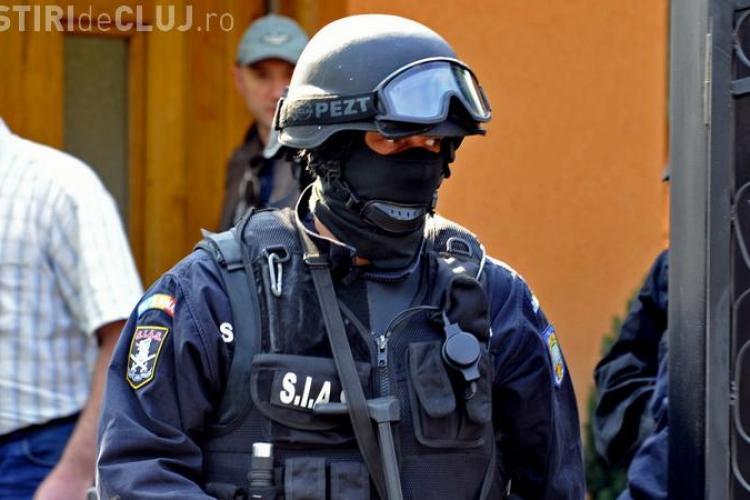 DIICOT Cluj a descins la locuinta unui clujean, implicat intr-o retea de falsificatori de carduri, care actiona in Franta!