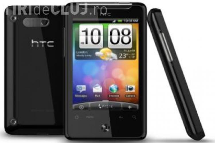 HTC lanseaza pe piata smartphone -ul Gratia