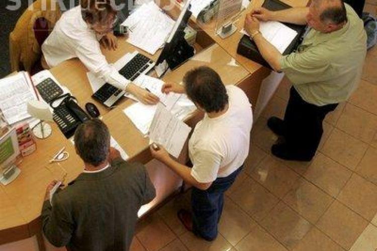 Volksbank, BCR si Banca Romaneasca, amendate la Cluj cu 190.000 de lei pentru comisioane de risc ilegale