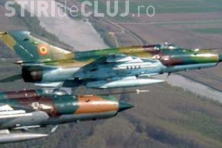 Zborurile cu MIG 21 Lancer au fost sistate pana la finalizarea anchetei accidentului de la Campia Turzii