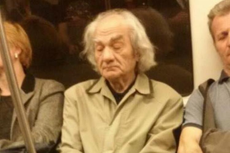 Povestea celui mai celebru neurochirurg din România. Fotografiat la METROU, fără ifose - FOTO