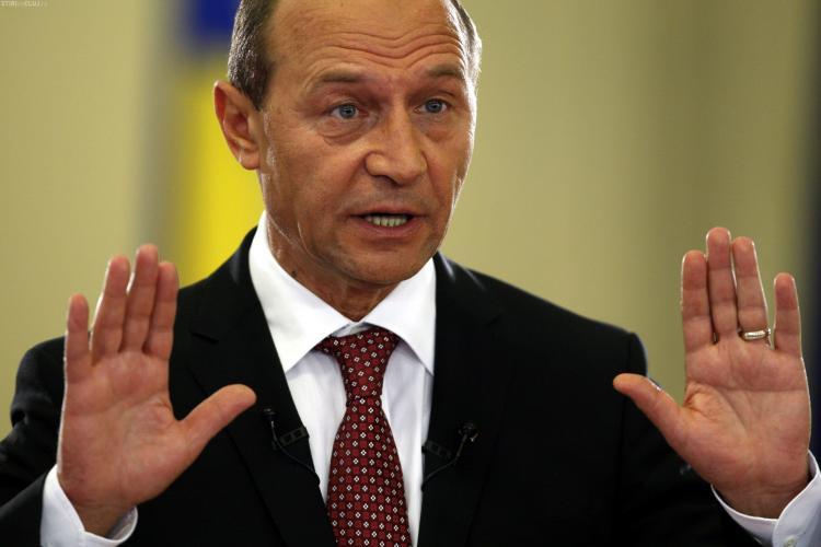 Traian Băsescu, cercetat pentru spălare de bani
