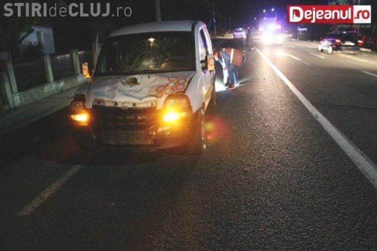 Accident MORTAL la Fundatura. O clujeancă a fost spulberată de mașină VIDEO