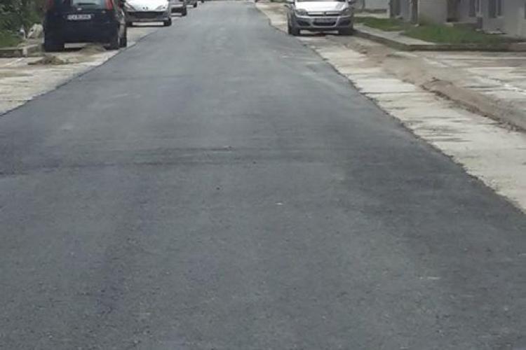 În Florești s-au asfaltat aleile publice în Multiserv - FOTO