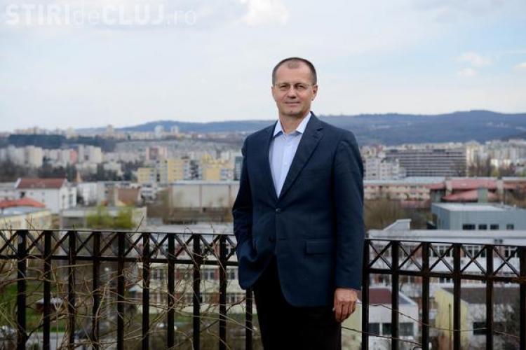 Octavian Buzoianu la Știri de Cluj LIVE. Vezi emisiunea și proiectele propuse
