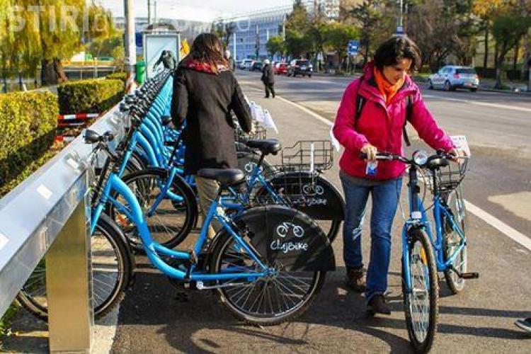 """Cum se va rezolva problema cardurilor pentru sistemului """"bike sharing"""" din Cluj"""