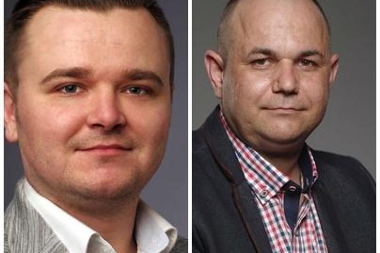 Candidații Răzvan Dragoș și Ioan Pugna, din partea Mișcării Liberale, invitați la Știri de Cluj LIVE