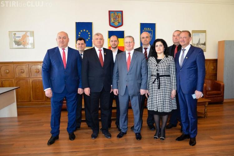 Candidații PSD CLuj și-au depus candidaturile la BEJ