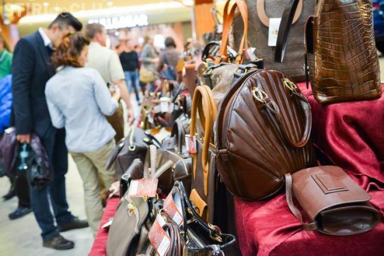 Expoziție de bijuterii și genți la Iulius Mall Cluj