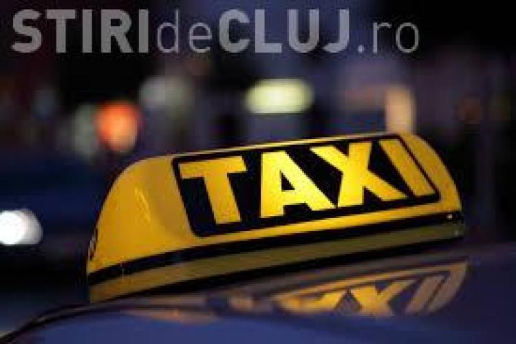 Taximetriștii clujeni s-au răfuit cu Poliția Locală, la autogară. Ce s-a întâmplat