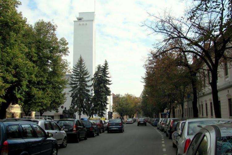 Strada Mihail Kogălniceanu se închide traficului rutier