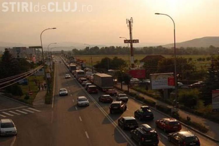 Mini-autostradă Cluj - Florești a fost trecută în Masterplan. Veștile sunt și mai BUNE