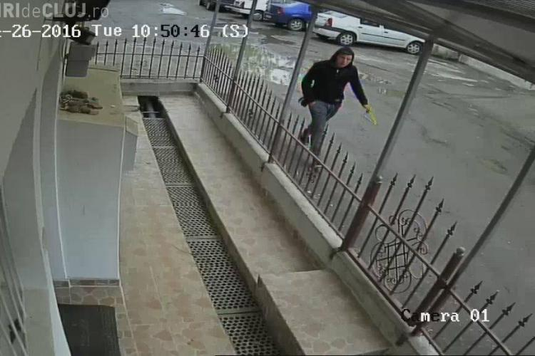 A furat o bicicletă din Cluj-Napoca și a fost filmat! Alt DETALIU i-a șocat pe toți - FOTO