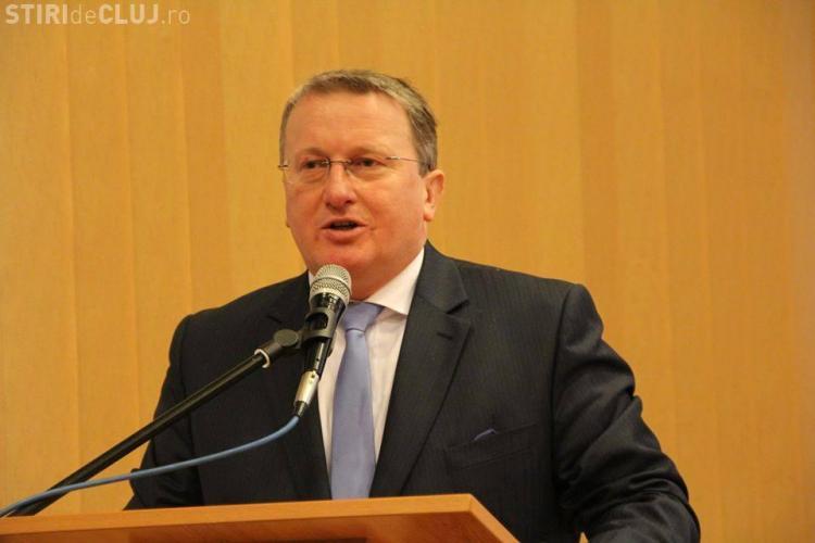 PSD Cluj a semnat protocolul de colaborare electorală cu UNPR Cluj