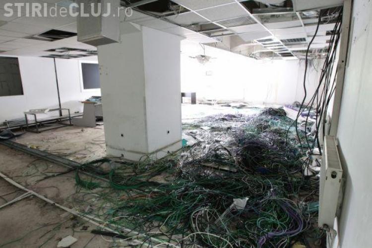 Cum au lăsat Antenele sediile sechestrate de ANAF. Totul e devastat - FOTO