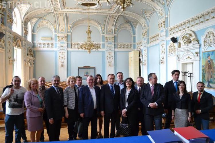 Buzoianu și-a depus candidatura pentru Primăria Cluj