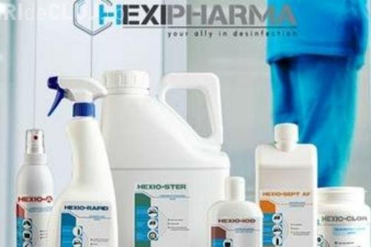 Hexi Pharma a cerut intrarea în insolvenţă