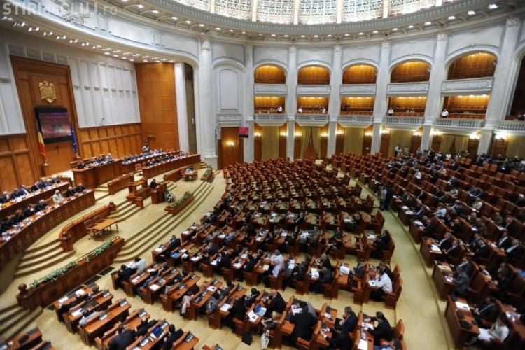 NORMAL! Senatul a respins proiectul privind reducerea numărului de parlamentari la 300