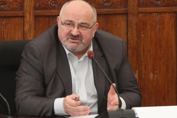 Prefectul Clujului și-a amintit că a fost informat despre dezinfectanții diluați