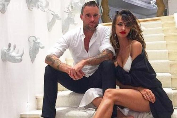MĂDĂLINA GHENEA umilită de fostul iubit, designerul PHILIPP PLEIN, după ce și-a postat o poză cu ea dezbrăcată