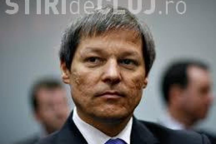 Cioloș preia interimatul Ministerului Sănătății
