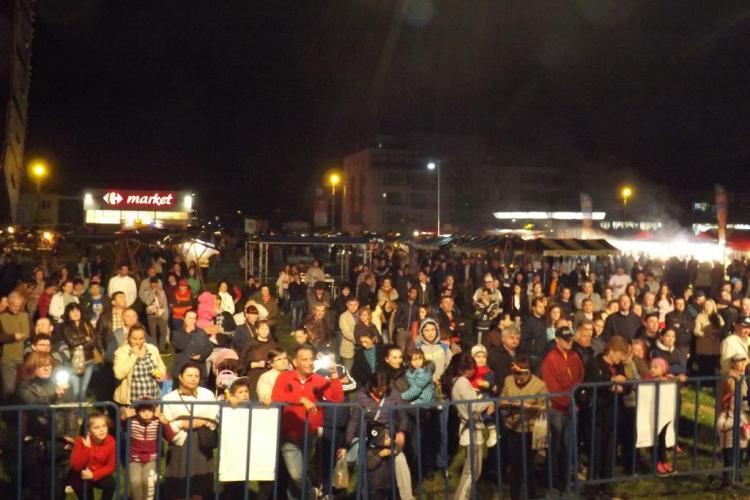 Târgul Produs de Cluj de la Floreşti a fost un succes - FOTO