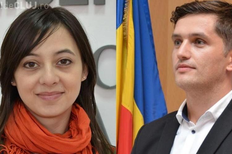 Dan Morar și Corina Croitoru invitați la Știri de Cluj LIVE. Discutăm despre proiectele electorale ale tinerilor