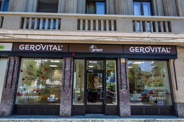 Farmec deschide primul magazin propriu din Sibiu(P)