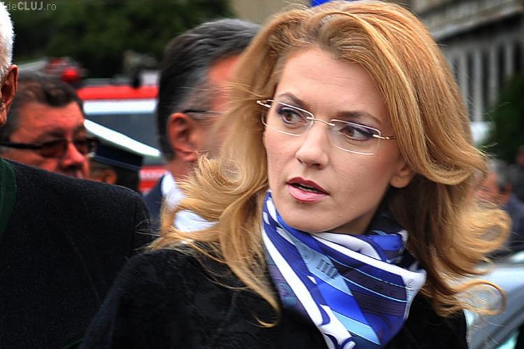 Alina Gorghiu nu își ia concediu de maternitate, pentru că e campanie electorală