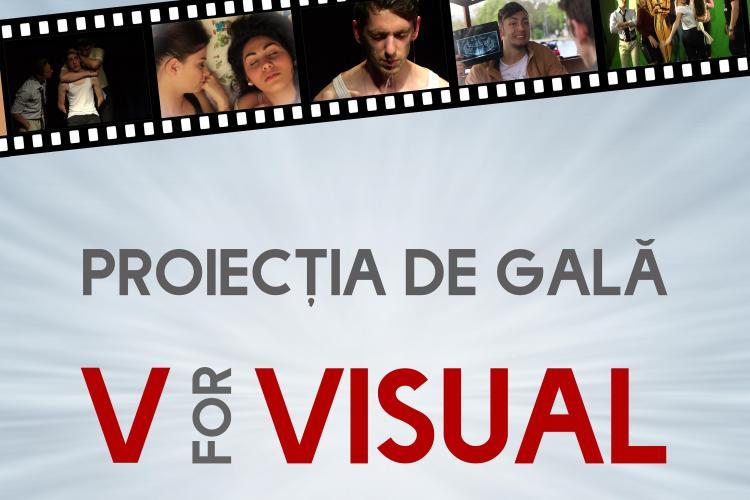 """Tinerii studenți de la Jurnalism din Cluj își etalează talentul de producție video și fotografie în cadrul competiției """"V for Visual"""""""