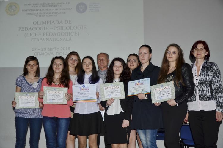 Un liceu din Cluj, pe primul loc în țară la pedagogie și psihologie