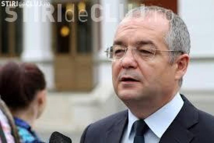 Boc castiga un nou mandat la Cluj. Boc - 68.9 %, Anna Horvath - 10.9%, Buzoianu- 8.7 % -conform Exit-Poll IRES ora 21.00