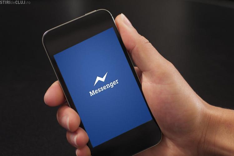 Se modifică aplicaţia Facebook Messenger
