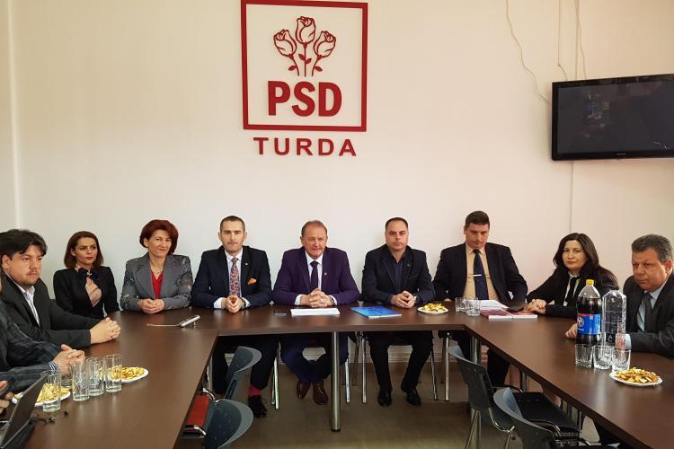 PSD-ul a câștigat Turda. Tudor Ștefănie de la PNL a fost învins de Matei Cristian