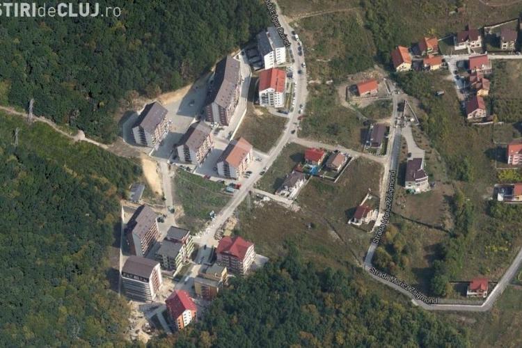 Strada privată Edgar Quinet, preluată de Primăria Cluj-Napoca