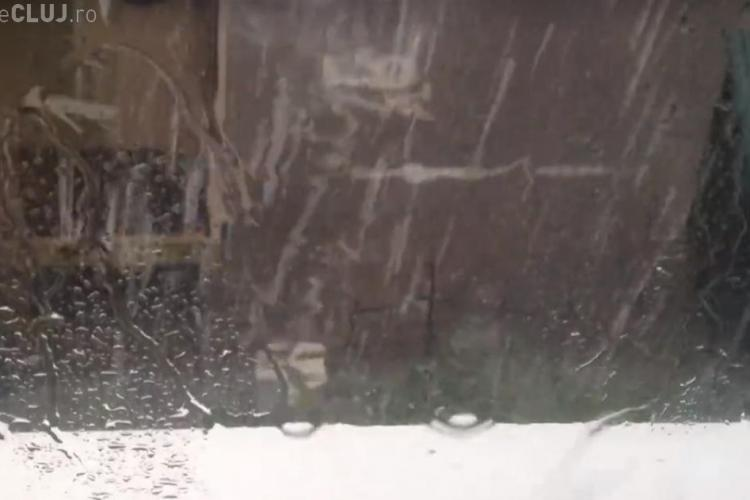 """În Florești """"bate"""" GRINDINA - VIDEO"""