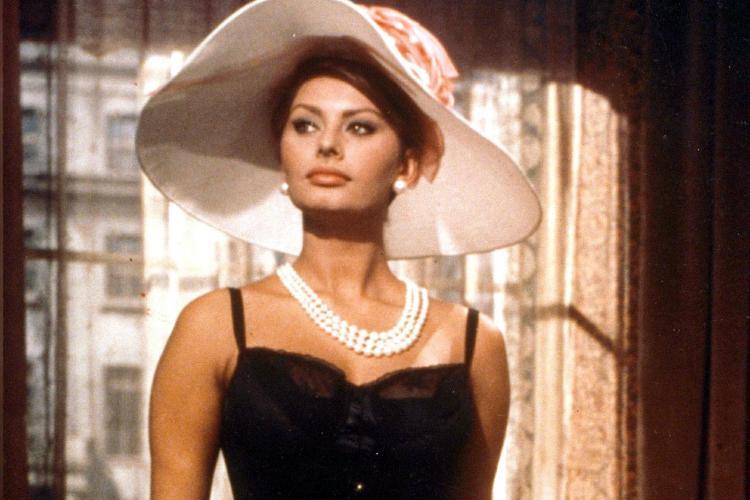 Sophia Loren vine la Cluj-Napoca în iunie