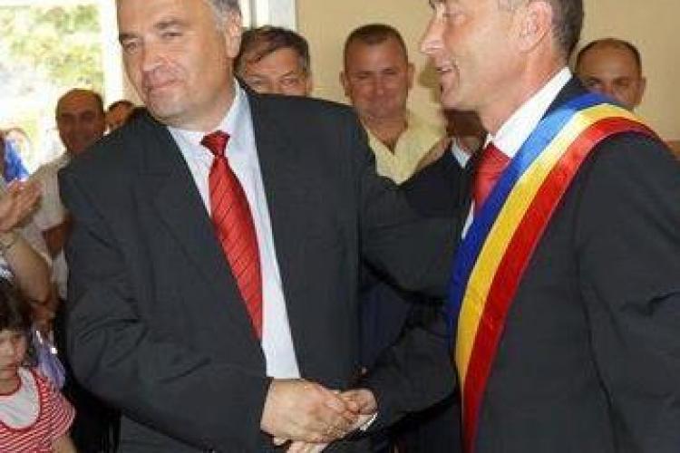 PSD a câștigat Primăria din Gherla. Marius Sabo a fost învins de Ioan Neselean