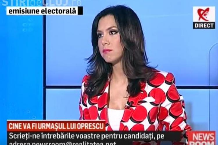 """Denise Rifai LOVEȘTE din nou. S-a luat de sloganul lui Turcescu: """"De ce nu dati pastrav si doar ton?"""" - VIDEO"""