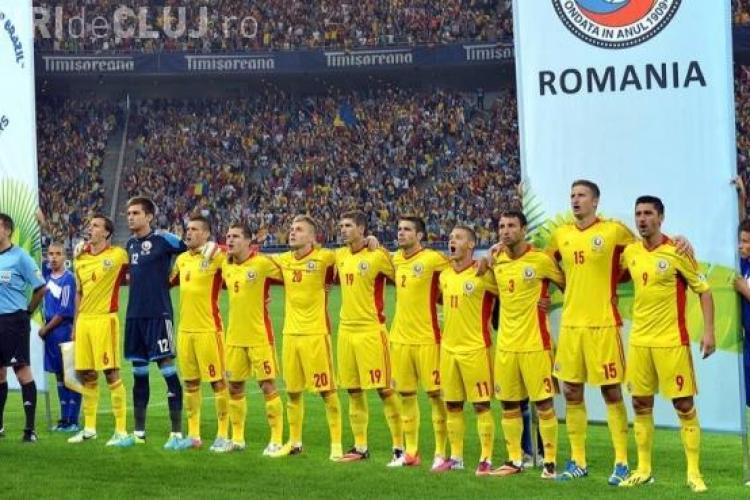 Euro 2016: Un arbitru din Rusia va conduce la centru partida România - Elveţia