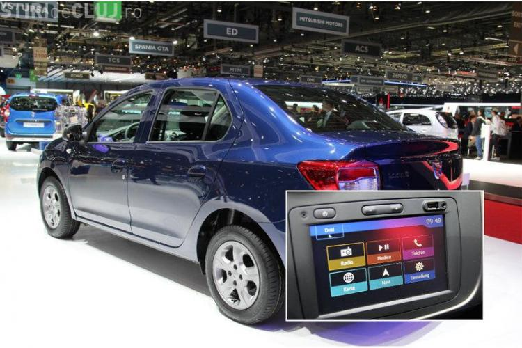 Imagini cu noile modele Dacia Logan şi Logan MCV - FOTO