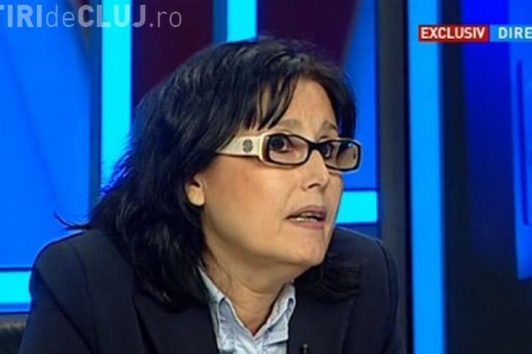 Steluța Cătăniciu cere demisia şefei Înaltei Curţi, care a criticat alegerea primarilor penali