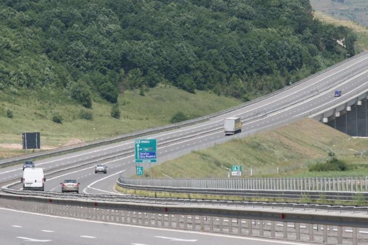 Autostrada Transilvania prinde CONTUR. Cel puțin așa se laudă șefii de la drumuri