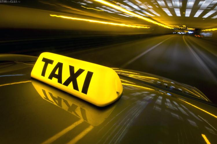 Clujean dat afară din taximetru pentru un motiv ABSURD