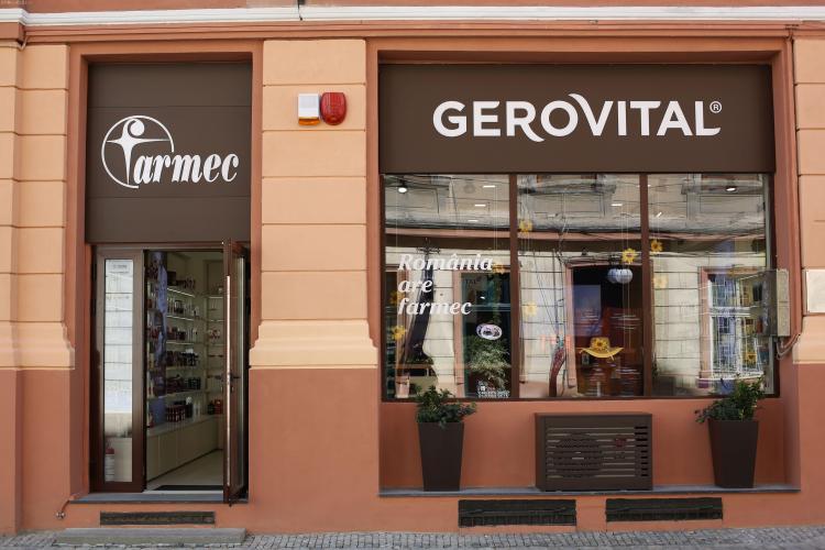 Farmec deschide un nou magazin, în Timișoara. Vezi cum arată FOTO (P)