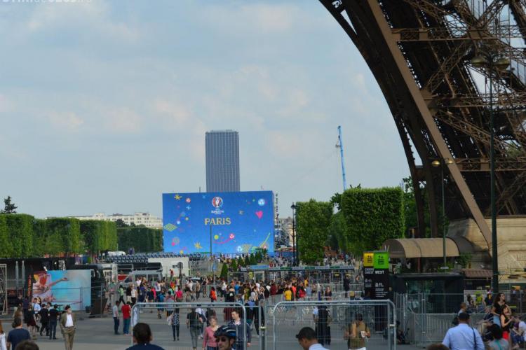 PREMIERĂ pentru România la EURO 2016! Țara noastră are propriul sector pentru fani